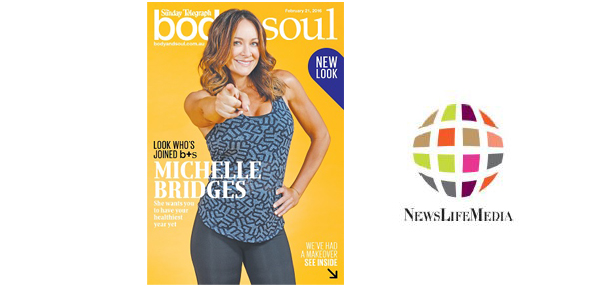 New look body+soul launches this Sunday