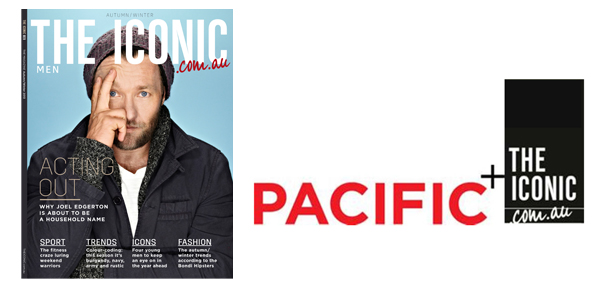 Pacific+ to publish THE ICONIC's new men's magazine.